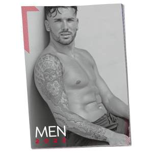 Erotikkalender Pin-up Kalender Men 2021