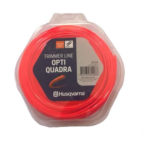 Husqvarna Trimmerfaden Opti Quadra 2,4mm 70m