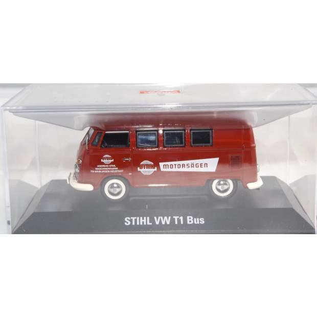 Stihl VW Bus T1 1955 1:43 Sammlerstück Bus Bulli Transporter Kinder Sammler