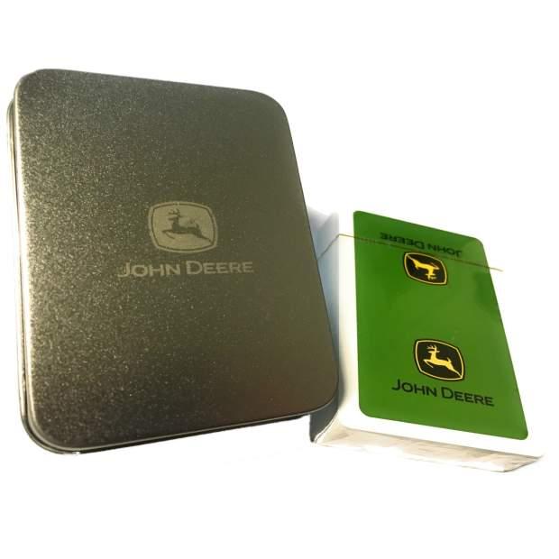 John Deere Karten Set, 52er Blatt Karten, Spielkarten