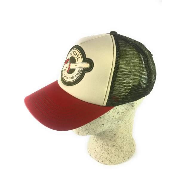 Stihl Trucker Cap Contra Baseball Cap Snapback  Chainsa Logo