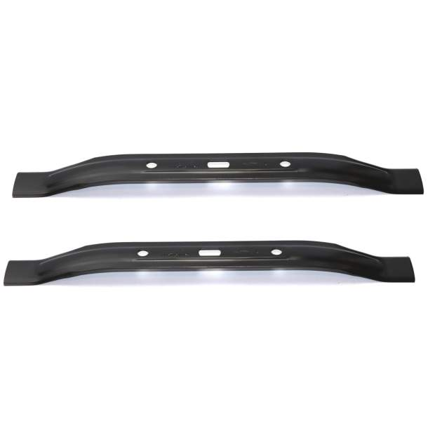 "Stihl-Viking Standard-Messer iMow 632, 632 C, Länge 28 cm 11"", 2 Stück"