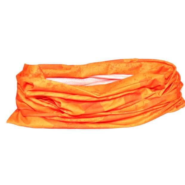 Husqvarna Schlauchschal Mulitfunktionstuch Trekkingtuch Halstuch Kopftuch Orange