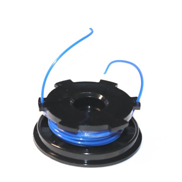 Trimmerspule mit Faden 2 mm, Kompatibel mit MTD, Ryobi, Gutbrod