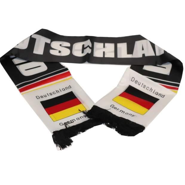 Deutschland Schal Fanartikel Weltmeisterschaft WM EM (1 Stück)