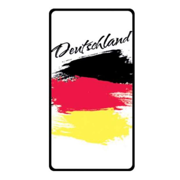 Deutschland Duftbaum  Fanartikel Weltmeisterschaft WM EM Motiv IV (1 Stück)