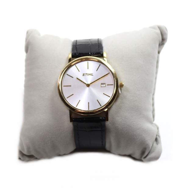 Stihl Armbanduhr Gold Limited Edition