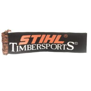 Stihl Timbersports Schal Winterschal Fans