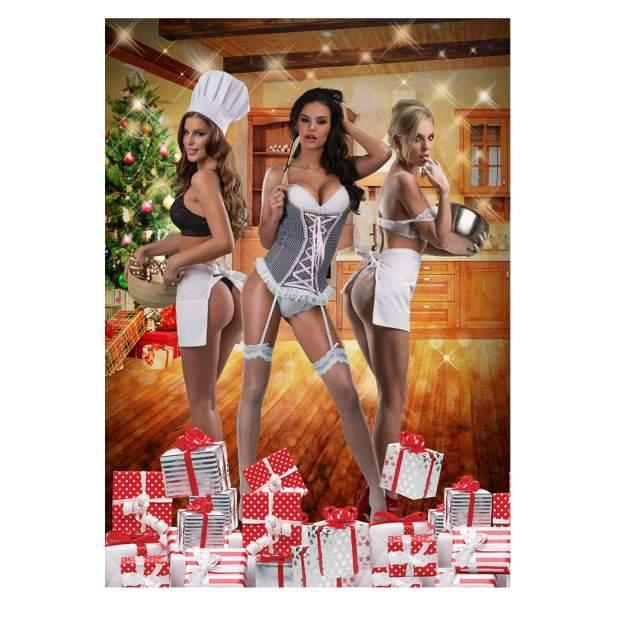Sexy Xmas Adventskalender Bakery Women